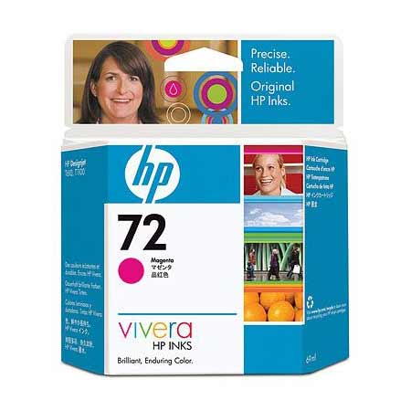 HP 72 (C9399A) Original Magenta Ink Cartridge