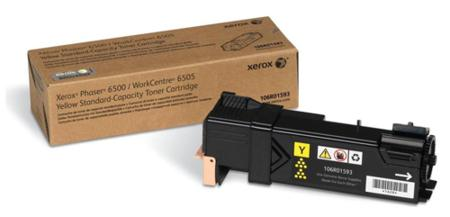 Xerox 106R01596 Yellow Original High Capacity Toner Cartridge