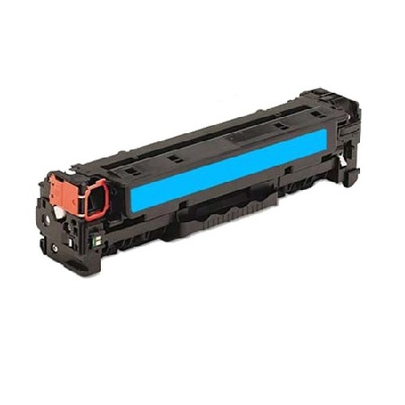 HP 312A Cyan Remanufactured Toner Cartridge (CF381A)