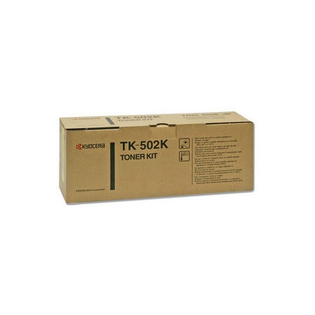Kyocera TK-502K Original Black Laser Toner Cartridge