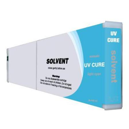 Mimaki UV Cure Compatible Light Cyan Inkjet Cartridge
