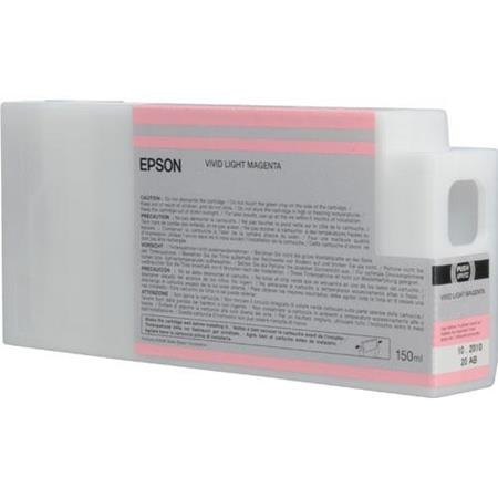 Epson T8346 (T834600) Vivid Light Magenta Original UltraChrome HDX Ink Cartridge (150 ml)