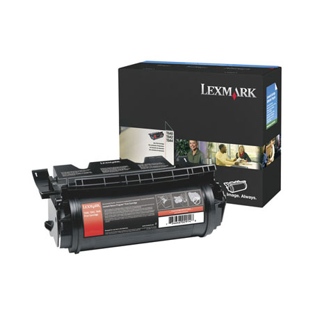 Lexmark 64035SA Original Black Laser Toner Cartridge