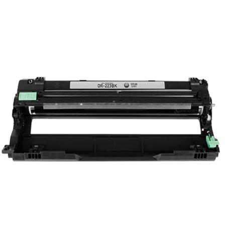 Brother DR223K Black Remanufactured Drum Unit