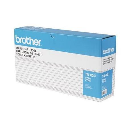 Brother TN02C Original Cyan Laser Toner