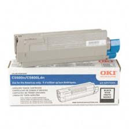 OKI 43324404 Black Original High Capacity Toner Cartridge