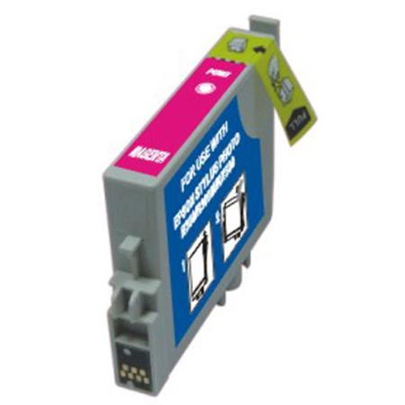 Compatible Magenta Epson T0483 Ink Cartridge (Replaces Epson T048320)