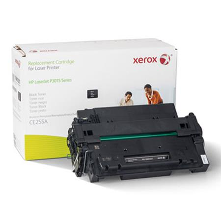 Xerox Premium Replacement Black Standard Capacity Toner Cartridge for HP 55A (CE255A)