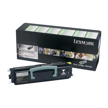 Lexmark 34015HA Original Black Return Program High Yield Laser Toner Cartridge