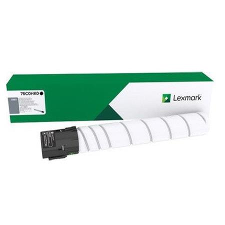 Lexmark 76C0HK0 Black Original High Capacity Toner Cartridge