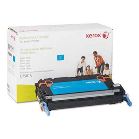 Xerox Premium Replacement Cyan Toner Cartridge for HP 503A (Q7581A)