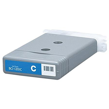 Compatible Cyan Canon BCI-1201C Ink Cartridge (Replaces Canon 7338A001)