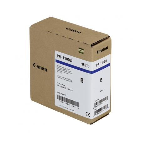 Canon PFI-1100B Blue Original Ink Cartridge (160ml)