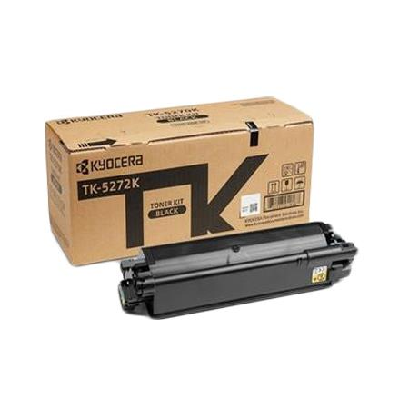 Kyocera TK-5272K Black Original Toner Cartridge