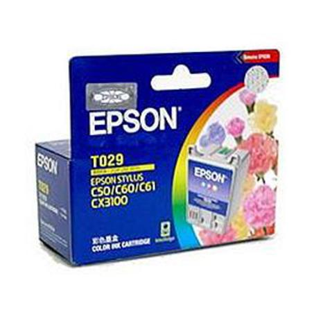 Epson T029 (T029201) Original Color Cartridge