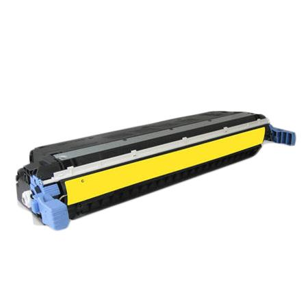 Compatible Yellow HP 641A Toner Cartridge (Replaces HP C9722A)