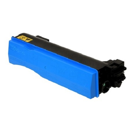 Kyocera TK-562C Remanufactured Cyan Toner Cartridge