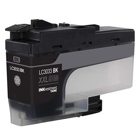 Compatible Black Brother LC3033BK Extra High Yield Ink Cartridge