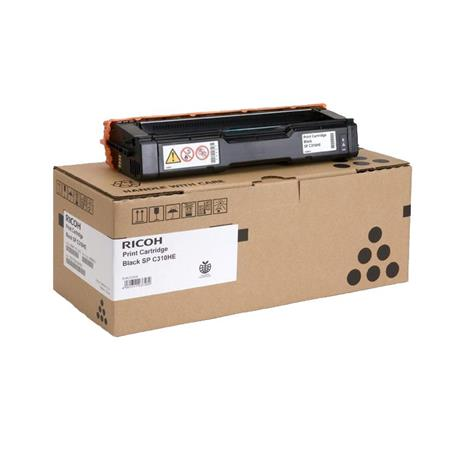 Ricoh 407895 Black High Capacity Toner Cartridge