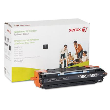 Xerox Premium Replacement Black Toner Cartridge for HP 308A (Q2670A)