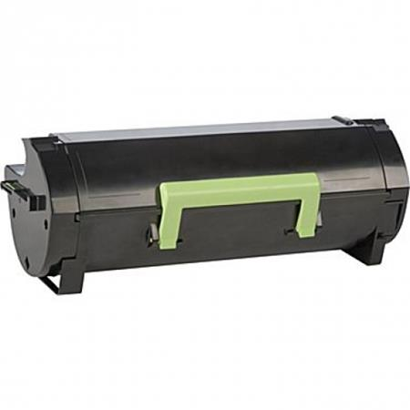 Lexmark 521H (52D1H00) Black Remanufactured Toner Cartridge