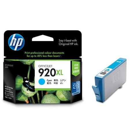HP 920XL Original Cyan Officejet Ink Cartridge