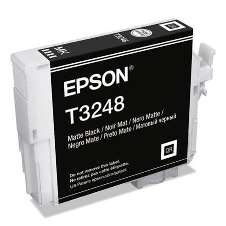 Epson 324 (T324820) Matte Black Original UltraChrome HG2 Ink Cartridge