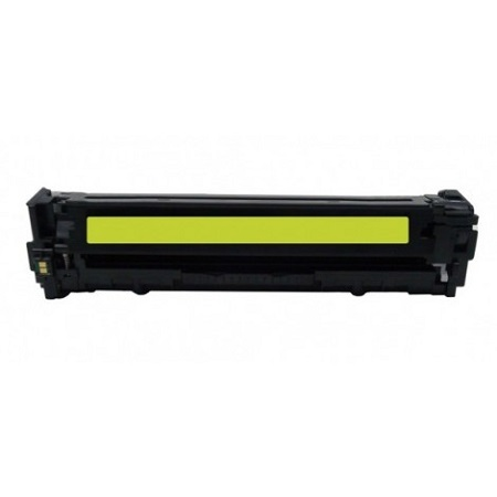 HP 128A Yellow Remanufactured Toner Cartridge (CE322A)