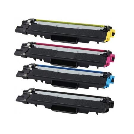 Compatible Multipack Brother TN227BK/C/M/Y Full Set High Capacity Toner Cartridges