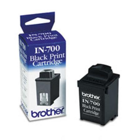 Brother IN-700 Black Original Print Cartridge