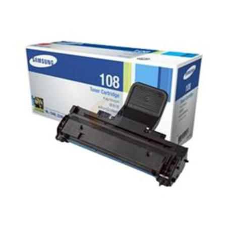 Samsung MLT-D108S Black Original Toner Cartridge