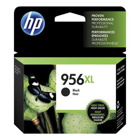 HP 956XL (L0R39AN) Black Original Extra High Capacity Ink Cartridge