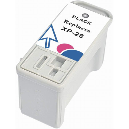 Compatible Black Epson T028 Ink Cartridge (Replaces Epson T028201)
