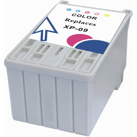 Epson T009 (T009201) Color Remanufactured Ink Cartridge
