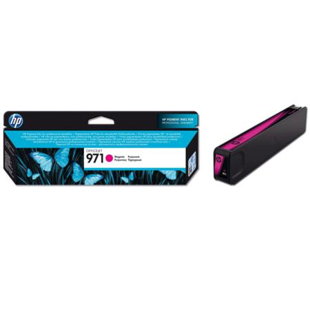 HP 971 Magenta Original Standard Capacity Ink Cartridge (CN623AM)