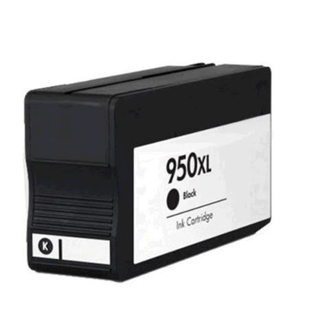 HP 950XL Black Remanufactured High Capacity Ink Cartridge (CN045AN)