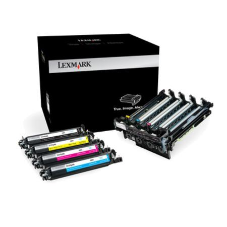 Lexmark 700Z5 Original Black and Colour Imaging Kit