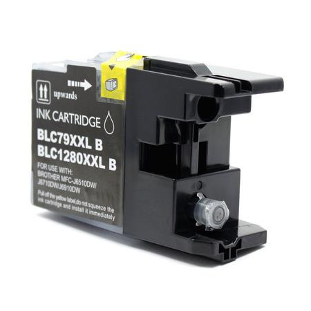 Compatible Black Brother LC79BK Extra High Yield Ink Cartridge - SPECIAL PRICE
