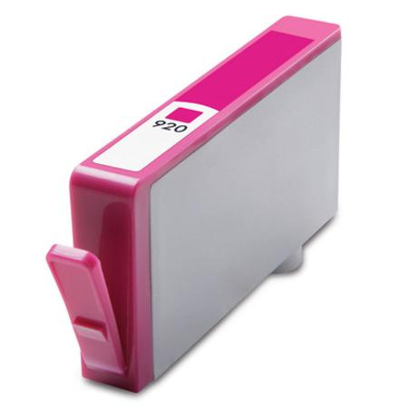 HP 920 Remanufactured Magenta Officejet Ink Cartridge