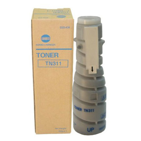 Konica Minolta 8938-402 (TN311) Original Black Laser Toner Cartridge