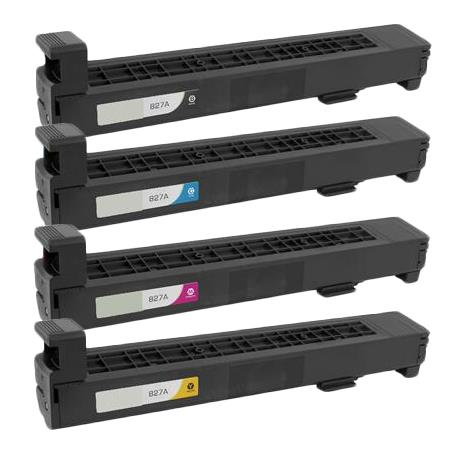 Compatible Multipack HP 827AFull Set Toner Cartridges