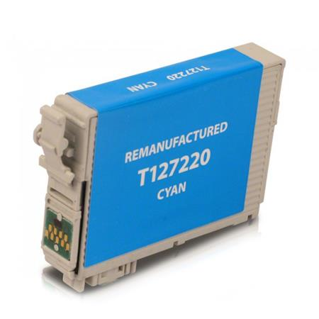 Epson 127 Cyan Remanufactured Extra High-capacity Ink cartridge