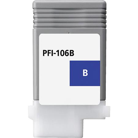 Canon PFI-106B (6629B001AA) Blue Compatible Ink Cartridge