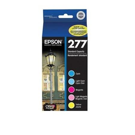 Epson 277 (T277920)  Multi Color Original Claria Cartridges