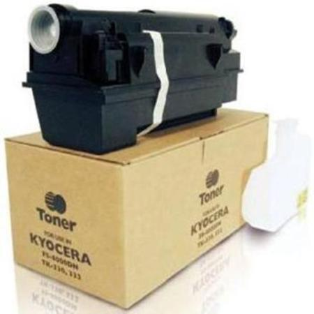 Kyocera TK-712 Original Black Laser Toner Cartridge