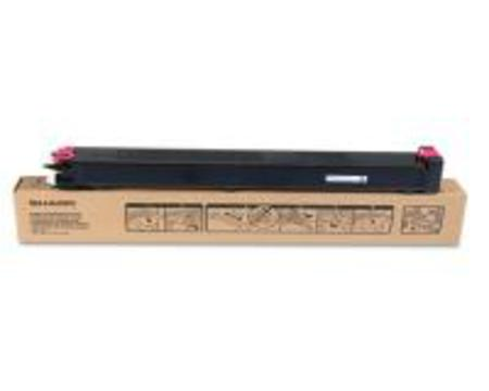 Sharp MX27NTMA Magenta Original Toner Cartridge