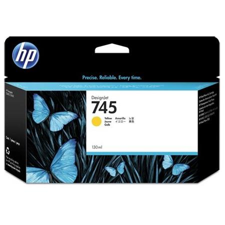 HP 745 (F9J96A) Yellow Original Standard Capacity Ink Cartridge