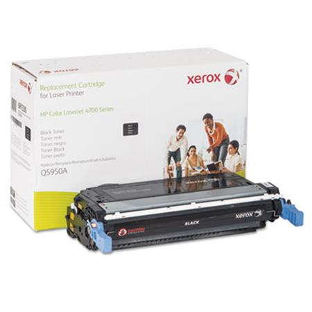 Xerox Premium Replacement Black Toner Cartridge for HP 643A (Q5950A)