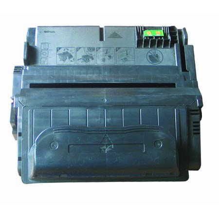 Compatible Black HP 45A Standard Yield Toner Cartridge (Replaces HP Q5945A)