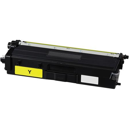 Brother TN439Y Yellow Remanufactured Ultra High Capacity Toner Cartridge